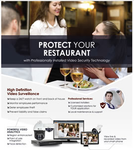Restaurant Security Solutions